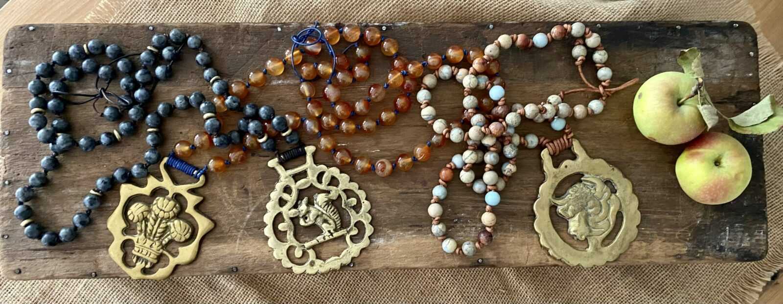 Welcome To The Brassy Lass - Jewelry With a Past